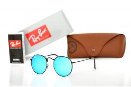 Солнцезащитные очки, Ray Ban Round Metal 3447aqua-b