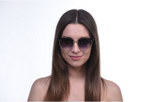 Женские классические очки 1513blue