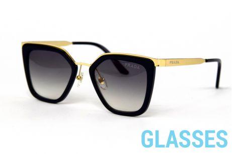 Женские очки Prada spr53s-bl