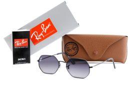 Солнцезащитные очки, Ray Ban Round Metal 3556-с1